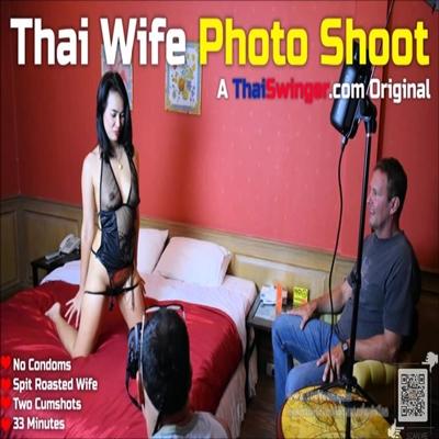 เมียอยากเป็นนางแบบ Thai Wife Photo Shoot