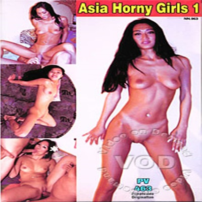 Asia Horny Girls 1