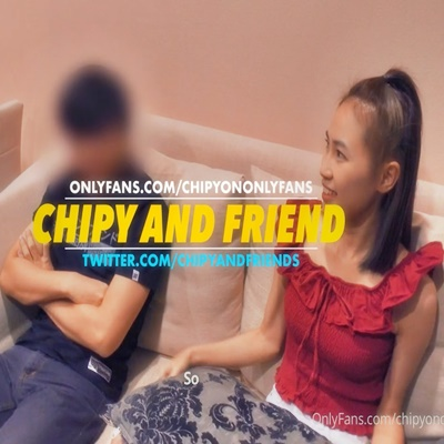 Chipy and friend 2
